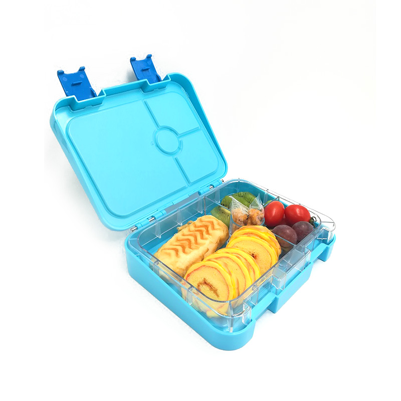 4 Compartmnets Large Size Lunch Bento Box