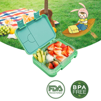 High Quality Leakproof Bento Lunch Box - AOHEA