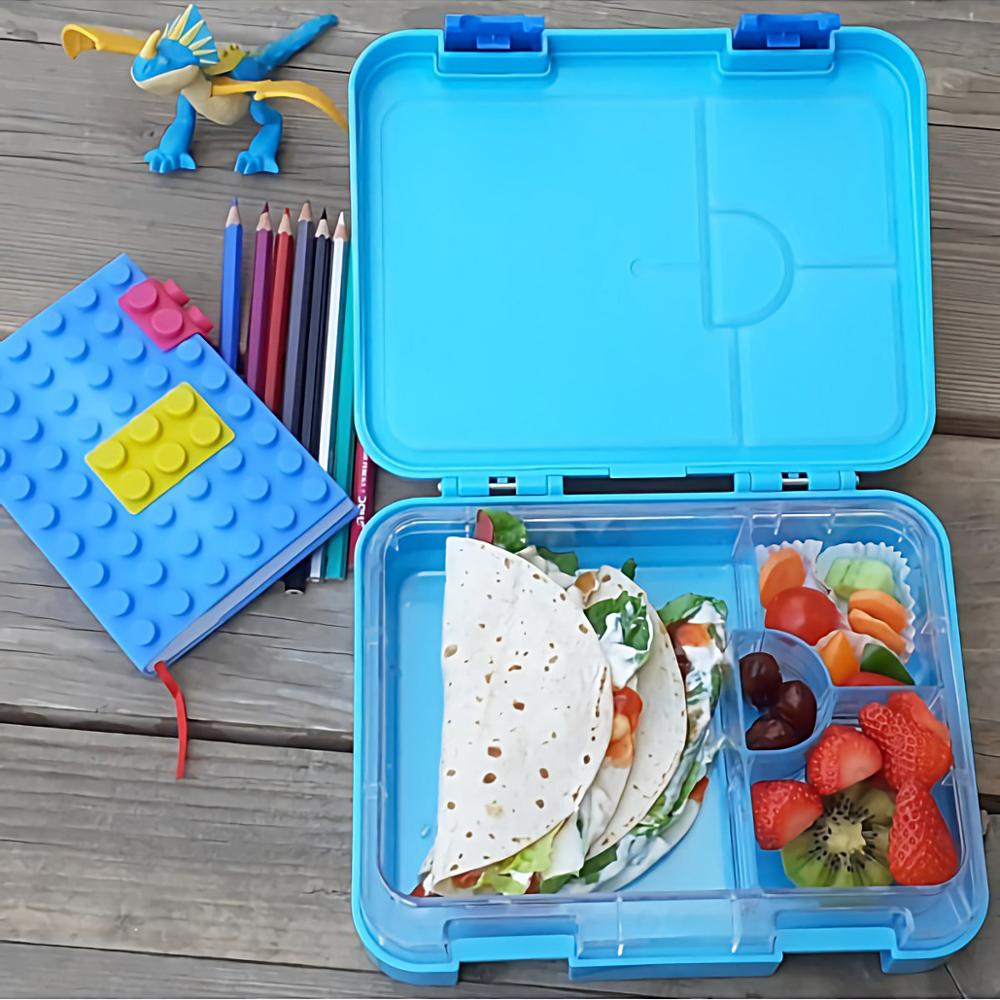 Types Of Plastic Lunch Bento Boxes