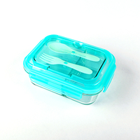 Glass Bento Box Containers for Children